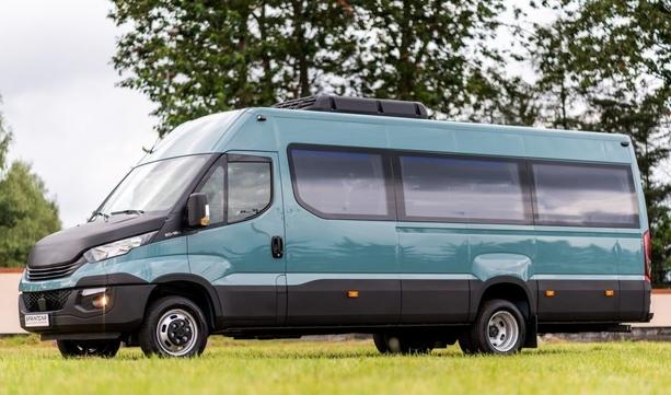 Nowy Minibus Iveco w naszym salonie!