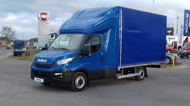 IVECO Daily 35S18 INNY