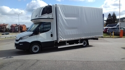 IVECO Daily 35S18 KURTYNA